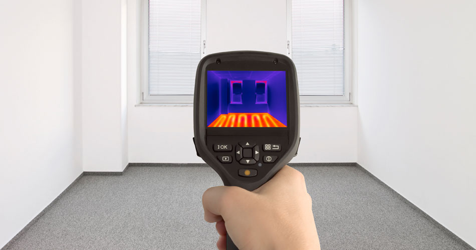 Thermal Imaging Included Free With Home Inspection